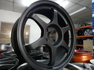 Sport rim 17 inch ssr type-c vios city almera