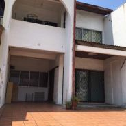 Landed House For Sale- Sentul