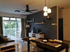 Fully furnished Dwiputra Residence for sale