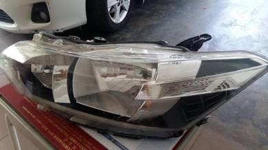 Toyota Vios Front Left Headlight