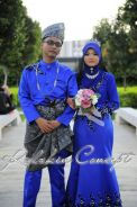 Baju Sanding Pengantin (Lelaki & Perempuan)