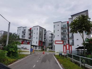 Stutong Height Apartment Top Floor