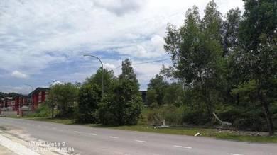 Taman Industri Alam Jaya Puncak Alam Corner Industrial Land