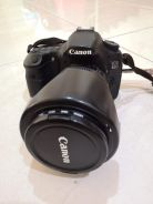 Canon EOS 60D 18.0MP DSLR Camera - included bag