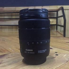 Canon 18-135 Nano Usm