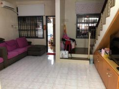 Taman Mutiara Rini 2 Storey (Renovated) Can Full Loan