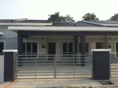 Single storey house for sale at Taman Temerloh Jaya Indah