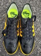Kasut futsal pando leather