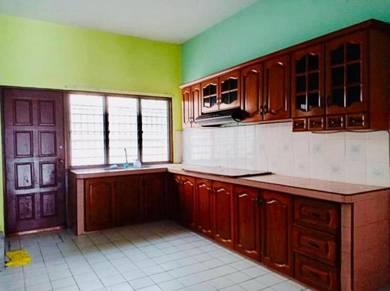 [Facing Field] Bayu Perdana Klang 2 Storey house *Fully Extended
