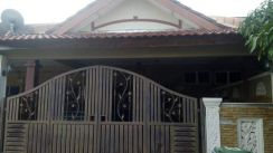 Rumah teres chengal lempong Balok kuantan