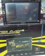Caliber double din dvd player