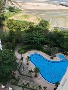 Marina Bay Sea View, Near Gurney, Fully Furnished, 2 Car Park