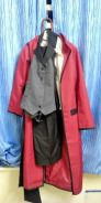 Grell Sutchliff Cosplay Costume
