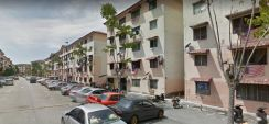 Below Bank Value Apartment Idaman D'sara Damai For Sale Good Location