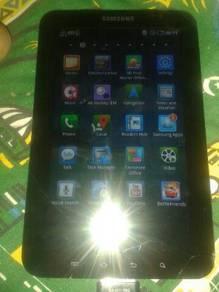SAMSUNG TAB P1000 touchscreen crack