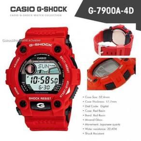 [TOP GSHOCK]Exclusive G-Shock G-7900A-4/G-7900A-4D