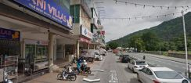 Ground + Mezzanine fl shop _ Pine Valley _ Paya Terubong _ Warehouse