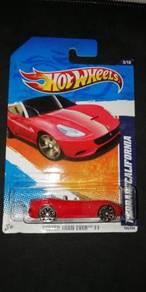 Hotwheels Ferrari California Red
