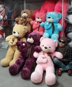 Teddy bear witch baby 140cmm