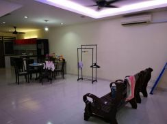 [fully furnished+move in condition]2 storey house bandar parkland