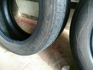Used Toyo Tire / Tayar Toyo 215 55 R17 17