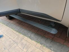 Subaru xv auto running board door side step 1