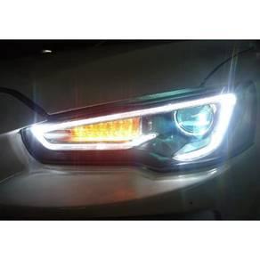 M.Lancer and P.Inspira headlamp lightbar design