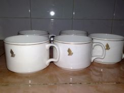 Cawan vintage Singapore Airlines cup