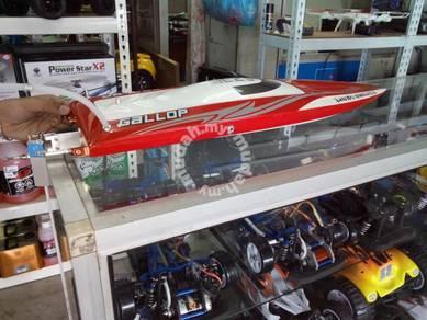 E25 artr speed boat 750mm gellop yellow