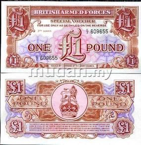Great britain 1 pound 1956 m 29 unc