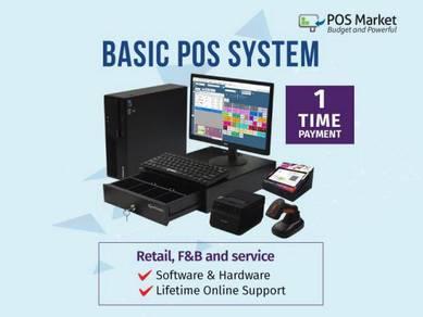 Basic Retail POS System Penang