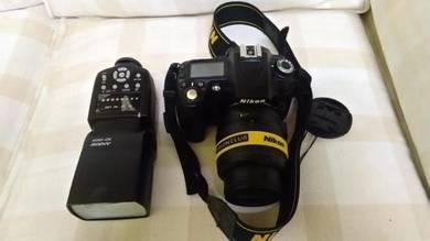 Nikon D90 fullset