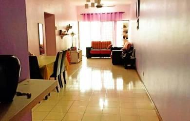 Puri Aiyu Condo Seksyen 22 Shah Alam [1009SF , Low Floor]