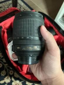 Nikon 18-105mm f3.5