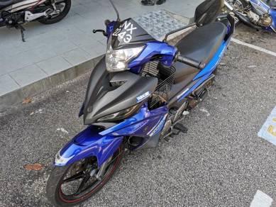 Yamaha 135lc / motor murah / harga otr