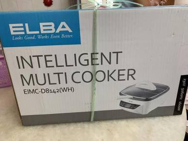Elba intelligent multi cooker
