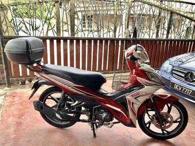 SYM Sport Bonus SR 115cc tahun 2015