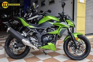 Kawasaki z250sl z250 sl z 250 sl