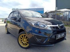 Used Proton Iriz for sale