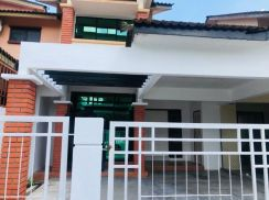 2sty House , Gated Guarded , Taman Idaman
