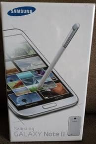 Samsung Galaxy Note 2 (Refurbished seal set)