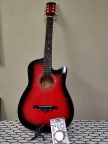 Gitar untuk dijual