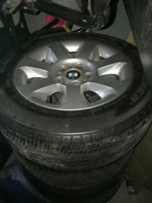BMW e60 2.2 ori rim for sales