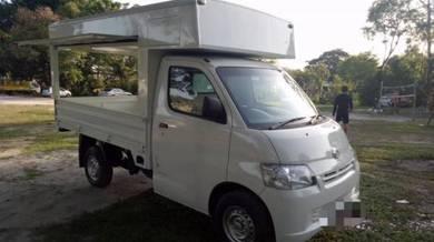 2011 Daihatsu Gran Max 1.5 Pasar malam / vanette