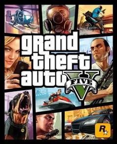 GTA V [Original/Online/Digital Download]