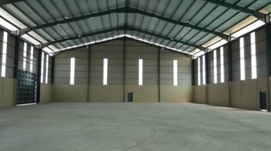 Factory Warehouse Kawasan Perindustrian Kundang, Kundang, Rawang