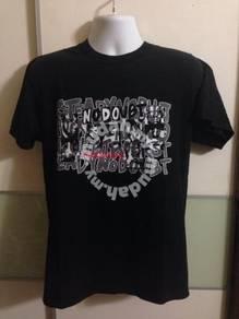 PAPA 0827 TShirt Band No Doubt 2002 Tour
