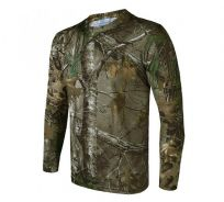 Columbia mossy oak quick dry tshirt