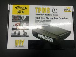 Tpms tyre pressure indicator monitoring system