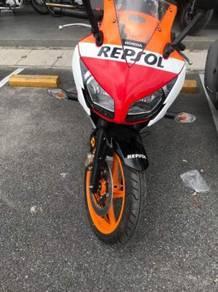 Cbr250r Repsol